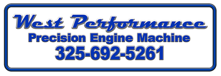 West Performance Precision Engine Machine in Abilene, TX - Logo
